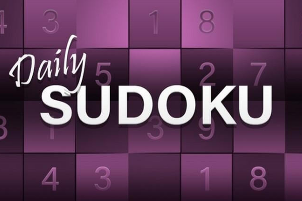 daily sudoku by softgames