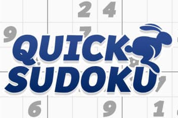 quick sudoku