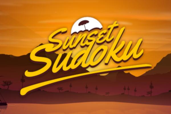 sunset sudoku, sudoku online